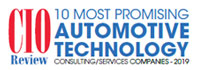 Top 10 Automotive Technology Consulting/Services Companies - 2019