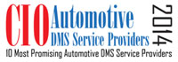 Top 10 Automotive DMS Service Companies - 2014